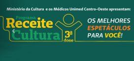 Armatrux é atração do Receite Cultura 3ª Dose em Pará de Minas