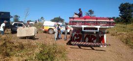 Polícia Militar assegura reintegração de posse da Fazenda Cantagalo em Nova Serrana
