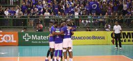 Sada Cruzeiro vira contra o Taubaté e garante vaga na final da Superliga