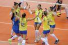 Vôlei Feminino: José Roberto faz a terceira convocação da temporada na seleção