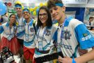 Alunos do SESI participam nos Estados Unidos do maior torneio mundial de robótica