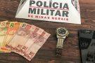 Trio detido em Divinópolis após tomar carro de assalto e cometer roubos em Nova Serrana e Carmo da Mata