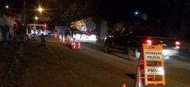 Divinópolis: operação fiscaliza comércio e multa motoristas