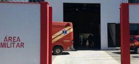 Unidade dos Bombeiros é inaugurada em Lagoa Santa