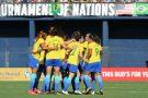 Seleção Feminina disputa Torneio das Nações