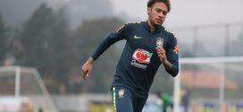 Seleção Brasileira se divide entre campo e academia