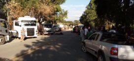 Com apoio popular, paralisação dos caminhoneiros ganha força na região Centro-Oeste de MG