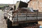 Força-tarefa recolhe vários caminhões de entulho em bairros com índice altíssimo de focos de Dengue