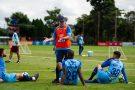 Cruzeiro pronto para duelo contra o Santos
