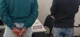 Pará de Minas: dupla é presa com veículo comprado de forma irregular