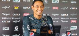 Ricardo Oliveira afirma que dedicação é chave para o Galo manter liderança