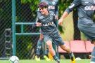 Galo: Larghi comanda penúltimo treino antes do jogo contra o Flamengo