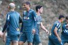 Atlético finaliza preparação para enfrentar o Flamengo