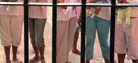 Sistema carcerário brasileiro tem 477 grávidas e lactantes