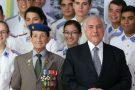 Ex-pracinhas são homenageados em exposição no Palácio do Planalto
