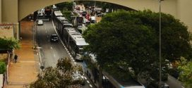 40% da frota de ônibus não irá circular nesta quinta-feira em SP
