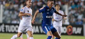 Cruzeiro leva vantagem sobre o Santos em jogos disputados no Pacaembu