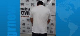 Polícia Civil prende suspeito de tráfico de drogas em Igaratinga com R$ 3 mil em dinheiro