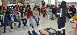 Semana do SAMU sem Trotes terá palestras e demonstrações de atendimentos em Divinópolis