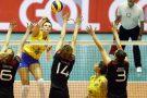 Brasil é superado pela Alemanha na Liga das Nações de Vôlei Feminino