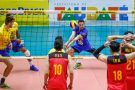 Brasil vence segundo amistoso contra a China no vôlei masculino