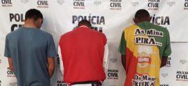Polícia Civil apreende em Pará de Minas adolescentes envolvidos com homicídio e roubos