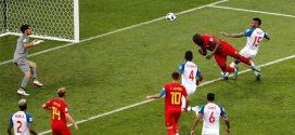 Panamá estreia em Copas com derrota para a Bélgica