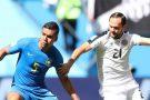 Brasil vence a Costa Rica nos acréscimos