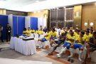 Jogadores brasileiros tem aula sobre o VAR