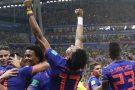 Colômbia vence e elimina Polônia na Copa da Rússia