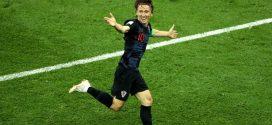 Argentina perde e se complica na copa; Croácia se classifica