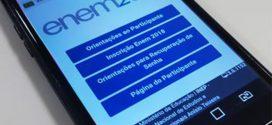 Mais de 1 milhão de inscritos já consultaram o local de prova do Enem