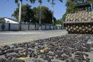 Quase 9 mil armas foram destruídas pelo Exército no Rio de Janeiro
