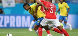 CBF quer saber por que o VAR não foi usado no jogo com a Suíça