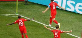 Inglaterra sofre para vencer a Tunísia