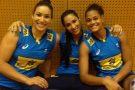 Jaqueline chega ao Japão e integra grupo brasileiro para Fase Final da da Liga das Nações