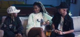 Ludmilla lança clipe em parceria com MCs Doguinha e Pupio. Assista