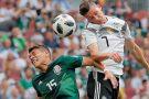 México surpreende e bate a Alemanha na estreia da Copa da Rússia