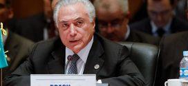 Governo vai esperar decisão do STF sobre fretes, diz Temer