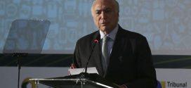 Michel Temer manda recado para quem aposta em notícia falsa para se beneficiar