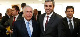 Michel Temer prestigia cerimônia de posse do novo presidente do Paraguai
