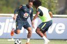 """Neymar diz que não tem medo de """"sonhar grande"""""""