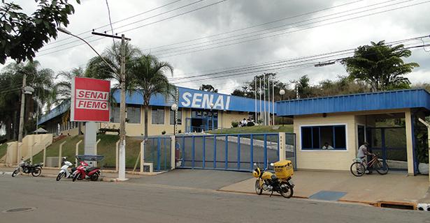 Prorrogado até 31 de outubro leilão da antiga sede da Escola do SENAI em Pará de Minas