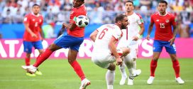 Sérvia vence Costa Rica pelo grupo do Brasil