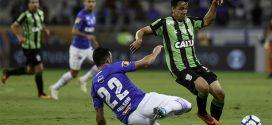 De virada, Cruzeiro supera o América no clássico