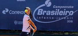 Definidos os finalistas do G1 do Brasileirão de Tênis em Uberlândia