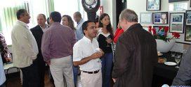 SINE apresenta serviços e benefícios durante café com empresários paraminenses