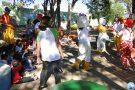 Caravana da Alegria anima criançada em colônias de férias das escolas infantis
