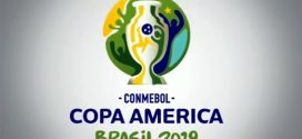 Copa América 2019 no Brasil apresenta sua logo oficial