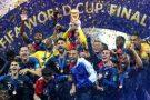 França vence a Croácia e conquista a Copa do Mundo